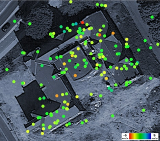 BBCI Frijwijk Customer Case InSAR Measurements