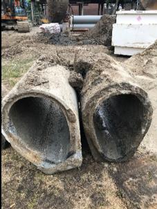 Municipality Of Vlaardingen-Customer Case Old Sewer Pipe